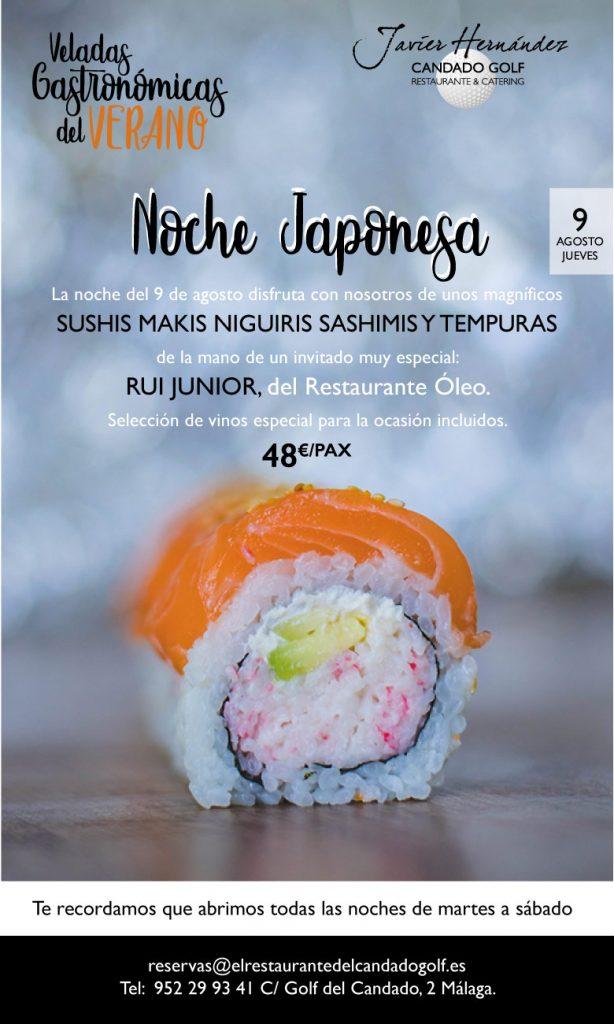 Sushi Candado Golf